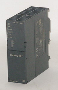 S7-300 Ethernet CP343-1 LEAN